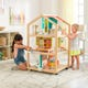 Stylish Mansion Puppenhaus mit EZ Kraft Assembly™