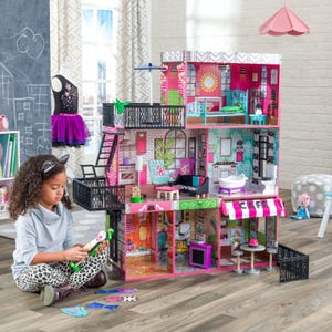 Brooklyn's Loft Wooden Dollhouse 1