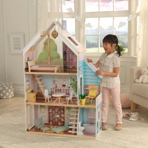 Zoey Dollhouse with EZ Kraft Assembly™