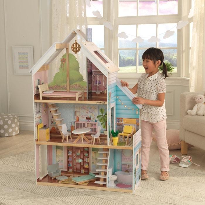 Zoey Dollhouse With Ez Kraft Assembly