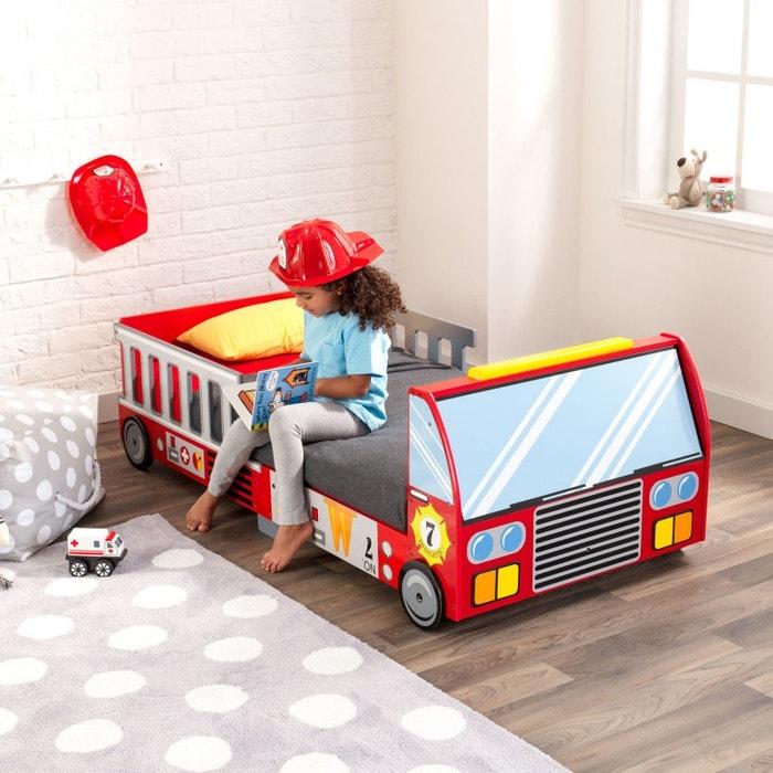 Lit Pour Tout Petits Camion De Pompiers