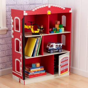 Firehouse Bookcase