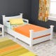 Addison Toddler Bed - White