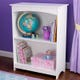 Nantucket 2-shelf Bookcase - White