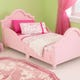 Raleigh Toddler Bed - Pink