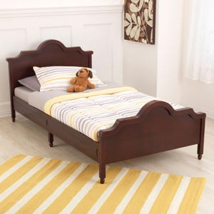 Raleigh Twin Bed - Espresso