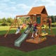 Sandy Cove Wooden Playset