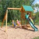 Meadowvale II Swing Set