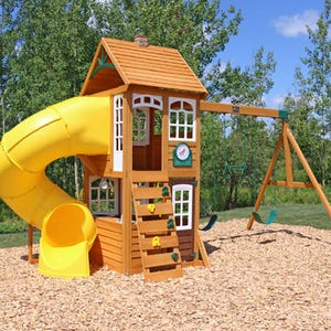 Creston Lodge Playset