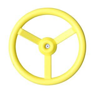 Steering Wheel - Yellow