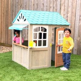 Oceanfront Garden Playhouse