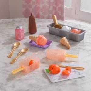 Create & Cook™: Peach Popsicles