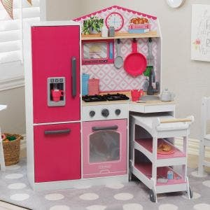 Maya's Modern Play Kitchen