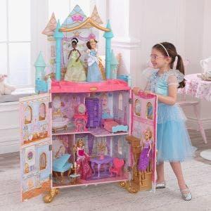 Sweet & Pretty Dollhouse