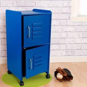 Medium Locker - Blue