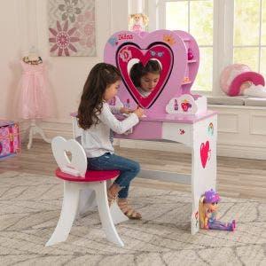 Love, Diana™ Princess of Play Heart Vanity
