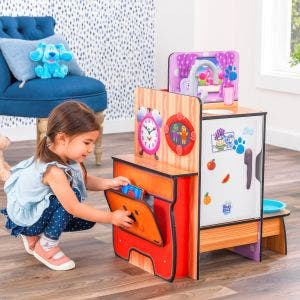 Blue's Clues & You! Cooking-Up-Clues Play Kitchen with EZ Kraft Assembly™
