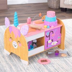 Foody Friends: Baking Fun Unicorn Activity Center