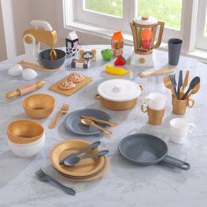 Modern Metallics™ Cooking Play Set Bundle