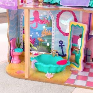 Rainbow Dreamers Seashell Bathroom Furniture