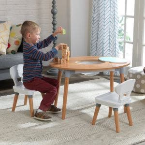 Avalon Table and Chair Set - Natural