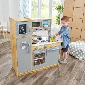 Uptown Natural Play Kitchen