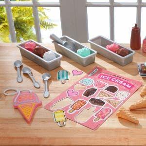 Ice Cream Shop Play Pack