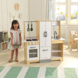 Modern-Day Play Kitchen with EZ Kraft Assembly™