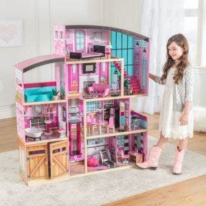 Shimmer Mansion Dollhouse