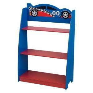 Racecar Bookshelf