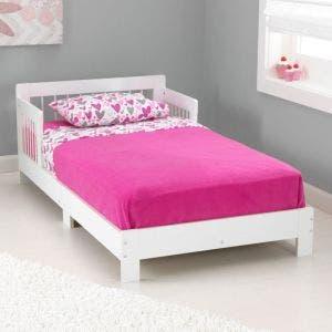 Houston Toddler Bed - White