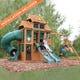 Falcon Ridge Wooden Swing Set