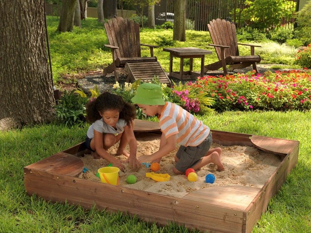 How Much Sand for a Sandbox?